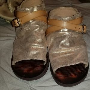 Blowfish girls sandals size 13 like new